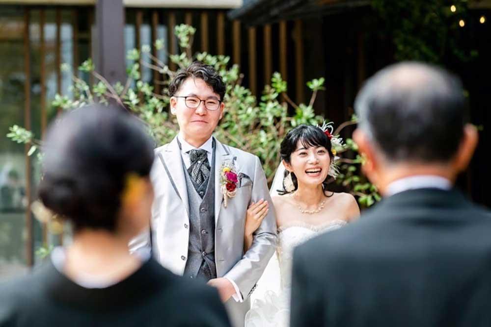 withコロナの結婚式実例卒花嫁さんが今、伝えたいこと
