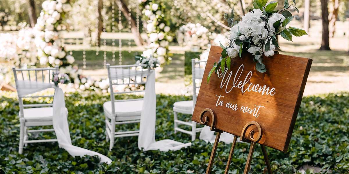<サイズを徹底比較!>結婚式のウェルカムボード、マイベストサイズを探そう!