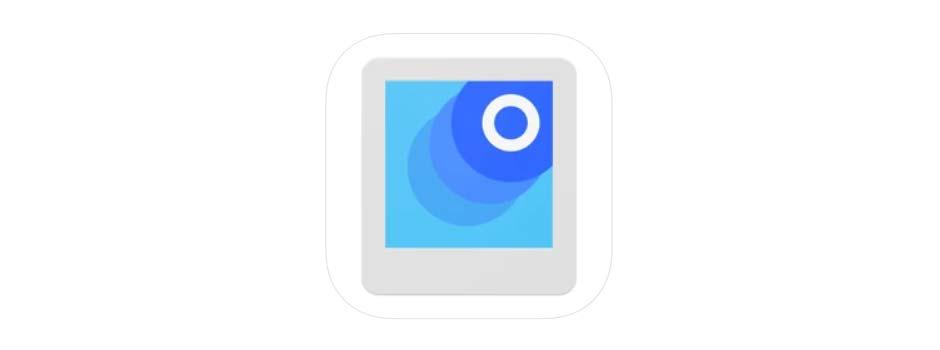 高解像度の光反射除去スキャナフォトスキャン by Google フォトアプリ