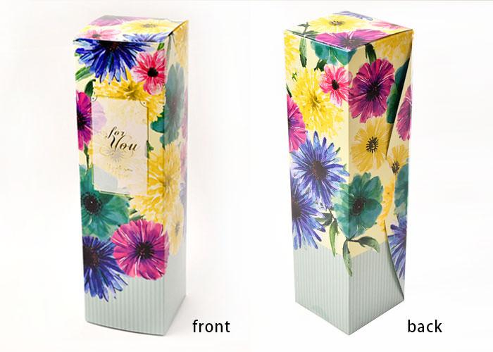 箱に入れて贈るだけで華やかなギフトボックス