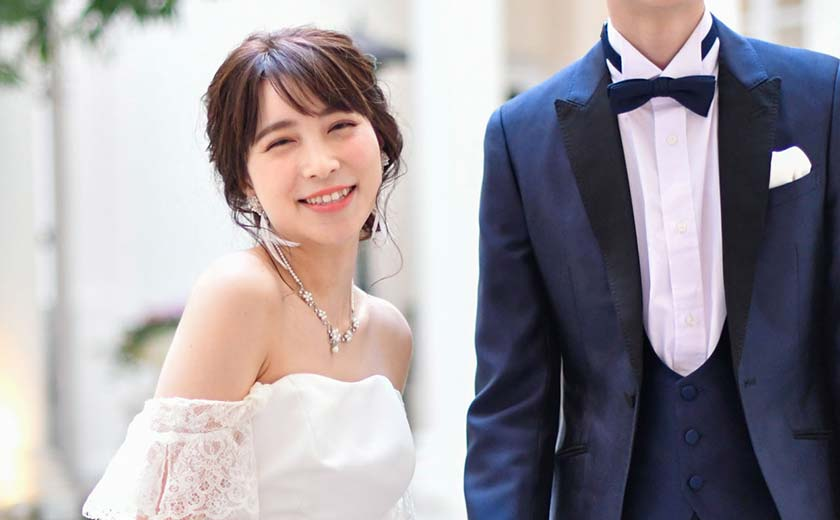 結婚式をもっと自由に、もっと二人らしく