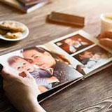家族の写真・思い出のアルバム