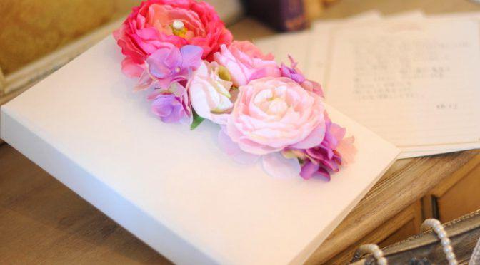 \花嫁の手紙がギフトに/ブライズセットって知ってる?