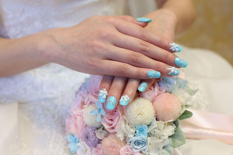 卒花嫁、当日れ