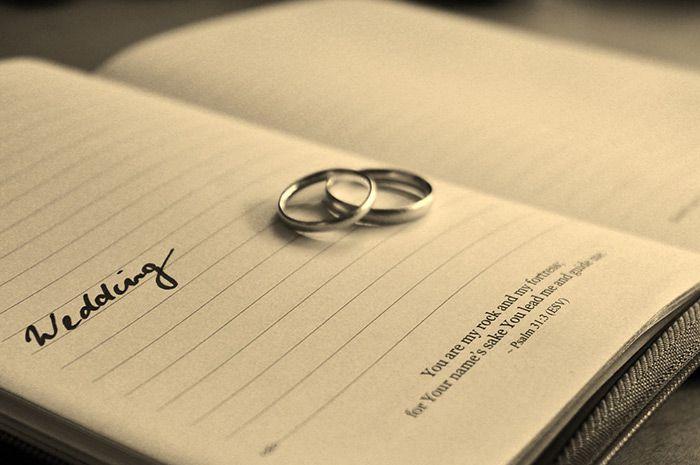 wedding指輪