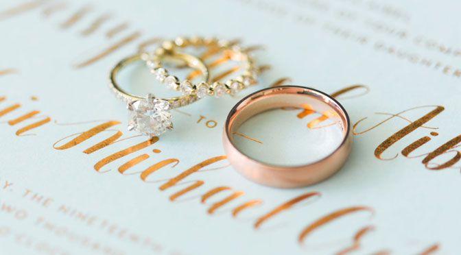 夫婦の誓いの証、結婚指輪ってどう選ぶ?