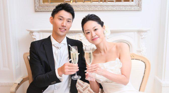 <卒花さん結婚式レポ>ゲストの喜び=HAPPYな結婚式