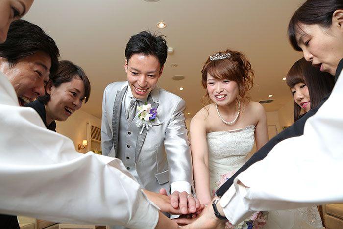 卒花さんの結婚式レポート