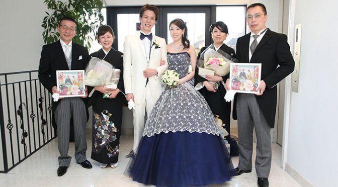 <卒花さん結婚式レポ>好きをアイテムに取り入れた大成功結婚式