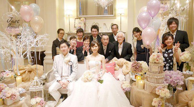 <卒花さん結婚式レポ>演出も小物もぜーんぶ素敵で真似したい♡