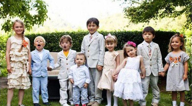 お呼ばれ結婚式、子連れ参加で心得ておきたい7つのマナー