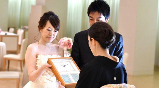 来週が結婚式のお二人も大丈夫♡【3日で届く】スピード対応両親ギフト