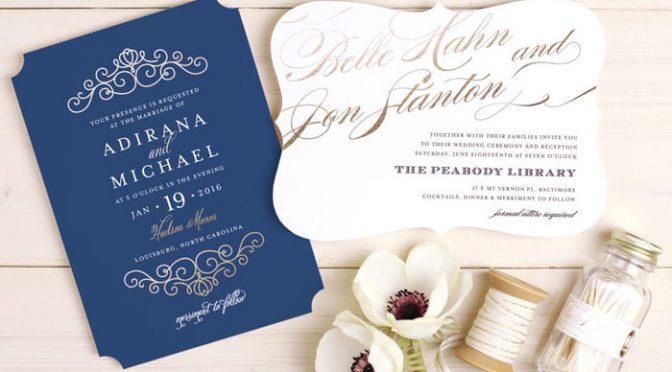 ≪永久保存≫コピペできる結婚式の招待状挨拶文例集<14選>