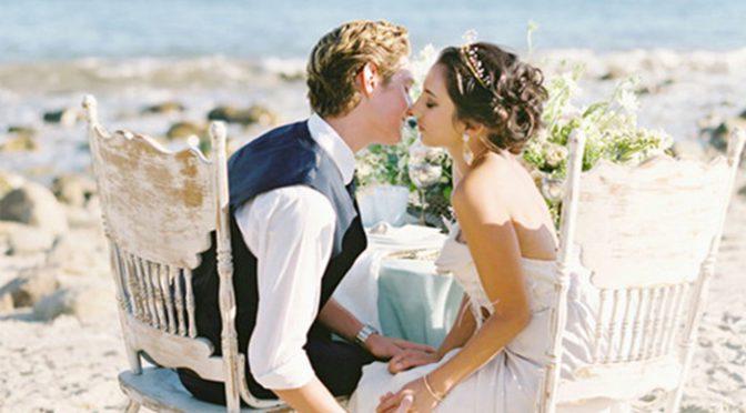 夏婚も海外挙式も!海をテーマにした開放感たっぷりの結婚式♡