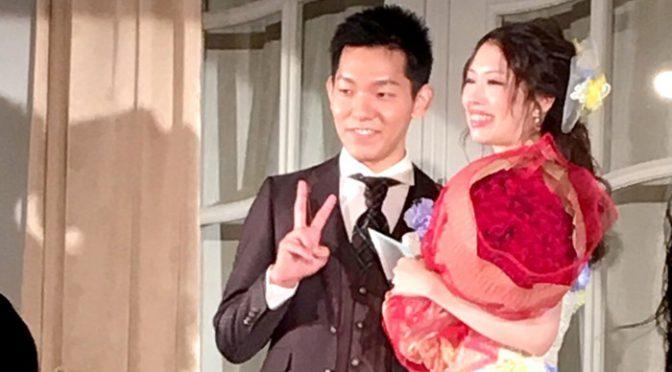 〈卒花さんの結婚式レポ〉イマドキ挙式のお手本!全部が大満足の結婚式