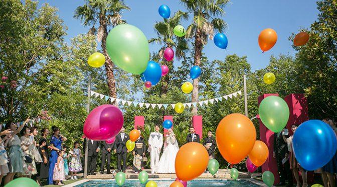 〈卒花さんの結婚式レポ〉心躍る演出の数々♡ゲストも絶賛のウェディング