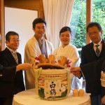〈卒花さんの結婚式レポ〉すみずみにまであふれる日本情緒♡伝統料亭でのこだわり和婚