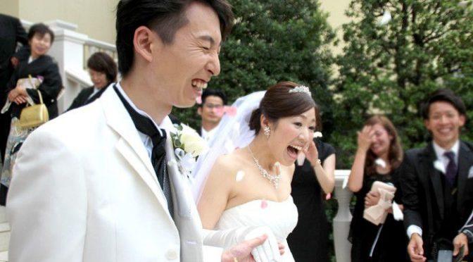 〈卒花さんの結婚式レポ〉 はじける表情が物語る♡笑顔とまらない最高な一日