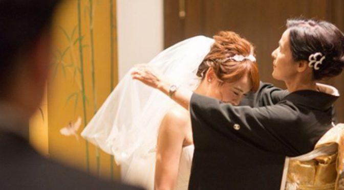 結婚式で、お母さんに感謝の気持ちを♡大好きなお母さんに向けた演出4選!