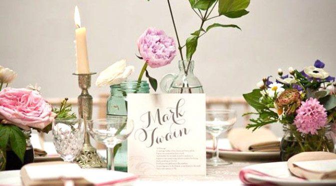 【実例】披露宴会場のテーブル名、何にする?二人らしいと言ってもらえる結婚式の席名まとめ
