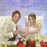 ≪卒花さんの結婚式レポ≫インスタ映え抜群♡高級感のある落ち着いたウェディング