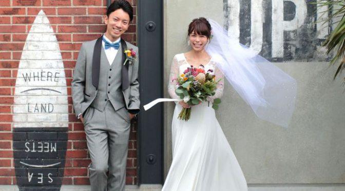「こんな結婚式初めて!」最高の一体感が生んだ魅力的なSummer Wedding!