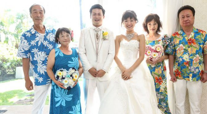 素敵なDIYで創る♡世界にひとつだけのHawaii Wedding