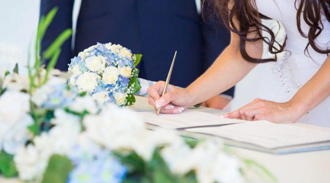 2人の幸せな記念日の宝物に♡おすすめのオリジナル結婚証明書まとめ