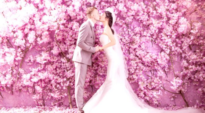 春爛漫♡大好きなピンクで揃えたいPINKウェディングスタイル