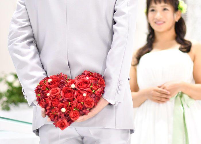 結婚式のサプライズ演出にラブレターボード