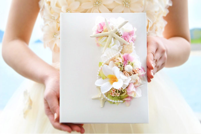 花嫁の手紙シェリーナ