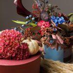 秋婚にオススメなこっくり深みカラーのウェディングアイテム