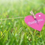 伝える相手別♡大切な言葉〈 ありがとう 〉を伝えてくれるアイデア