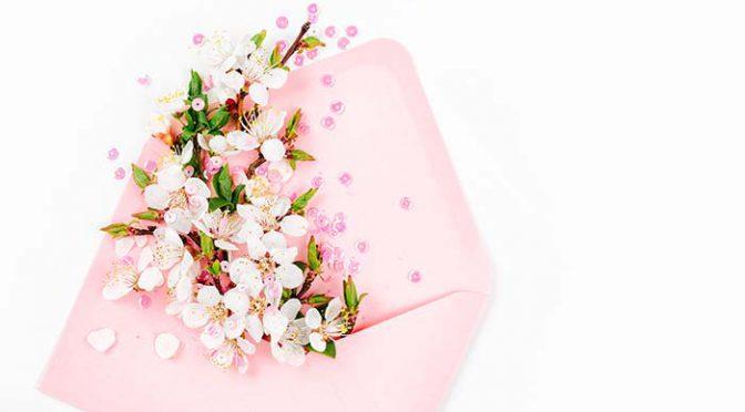 【2019春婚】季節をサキドリ♡フワリ、春風とどける招待状