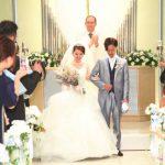 〈卒花さん結婚式レポ〉煌めきとこだわり詰まった笑顔あふれるWEDDING