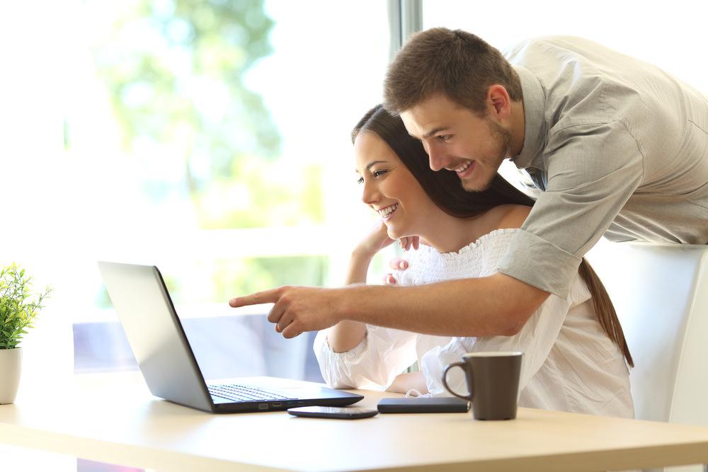 インターネットで結婚準備アイテムをお買い物