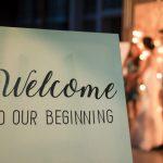 結婚式のウェルカムボードとは?用意する目的別作り方〈文例付き〉