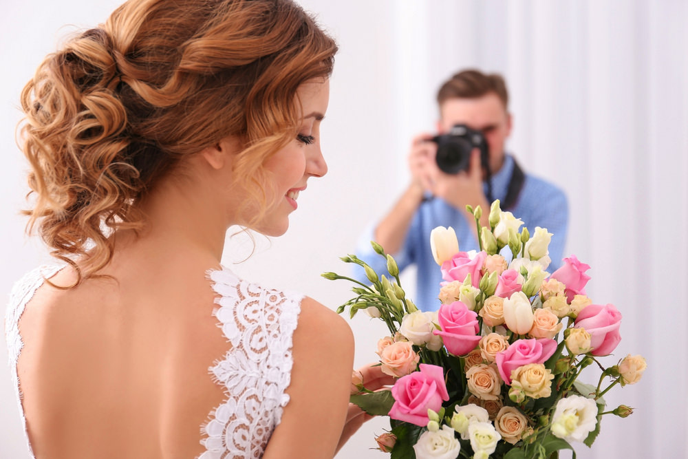 結婚式では素敵な写真がたくさん撮れる!