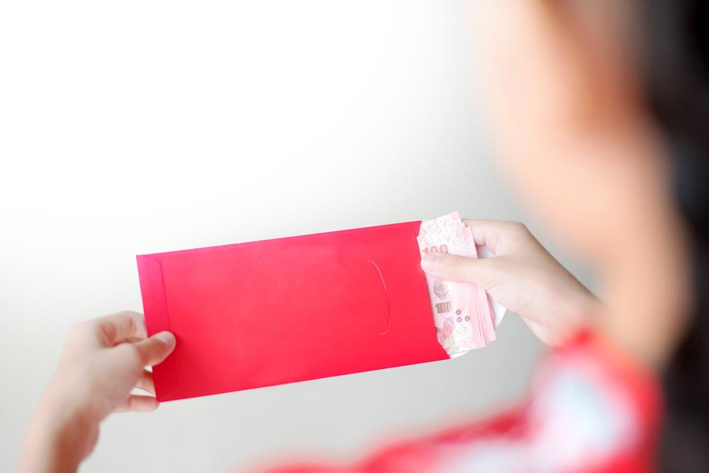 透けない封筒選びを