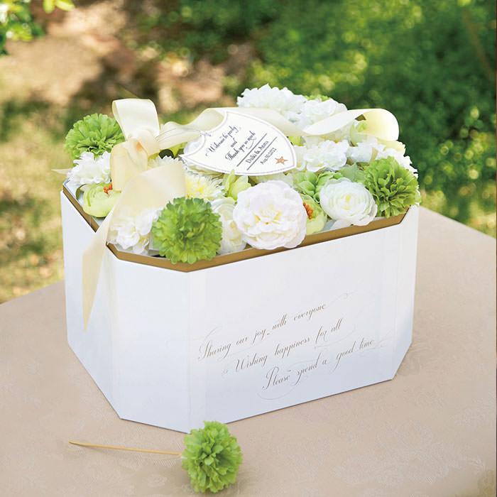 お花のウェルカムプチギフト