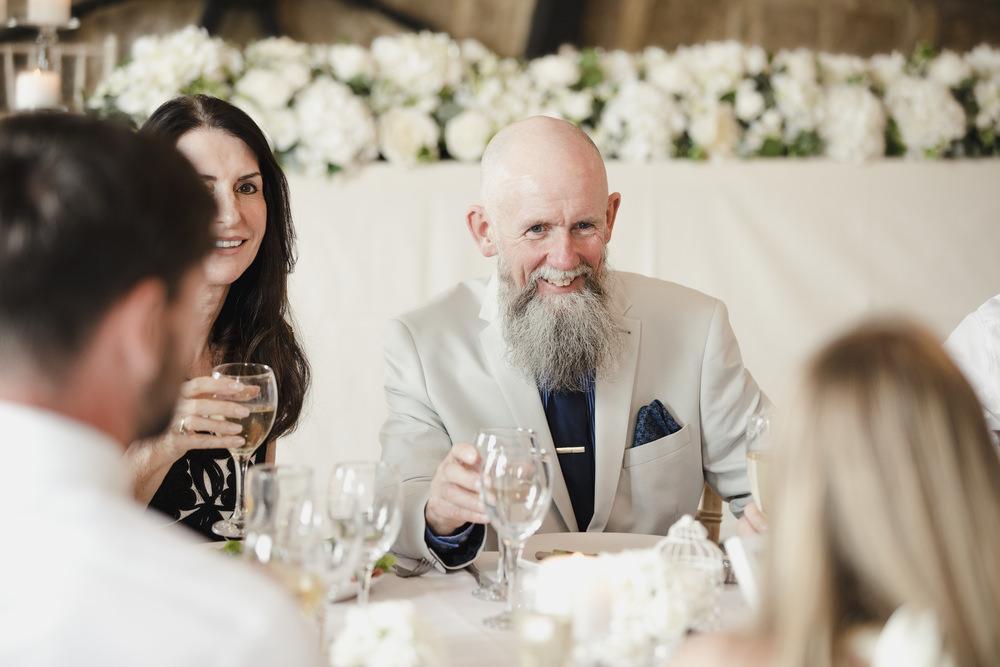 結婚式には他の親族も