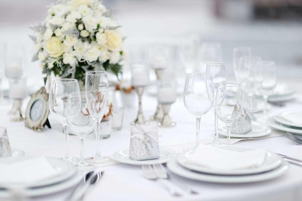結婚式ホワイトコーディネート