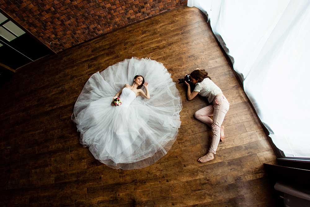 結婚式カメラマン撮影