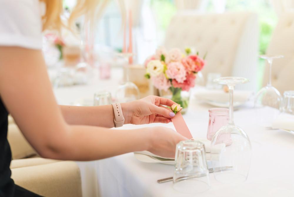 結婚式を演出してくれるのも結婚式アイテム