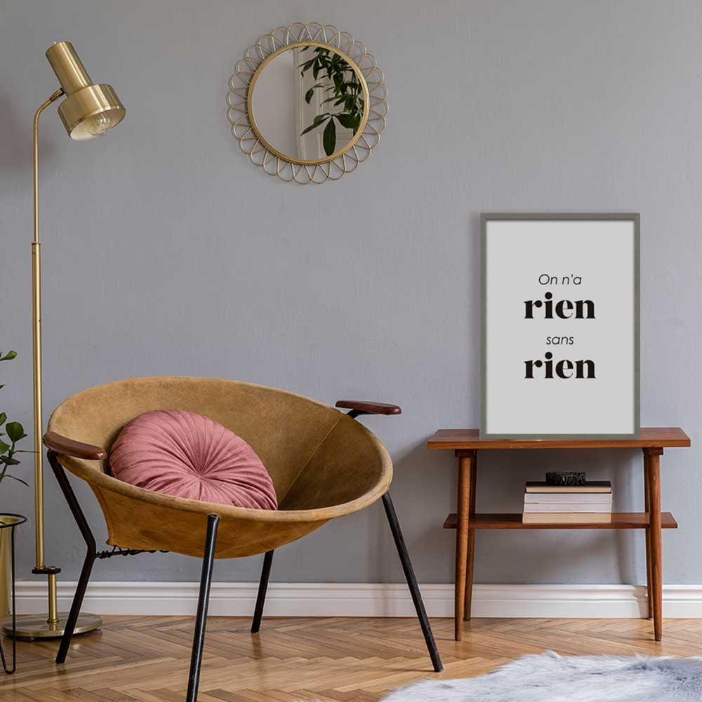 インテリアポスターrien-sans_text024